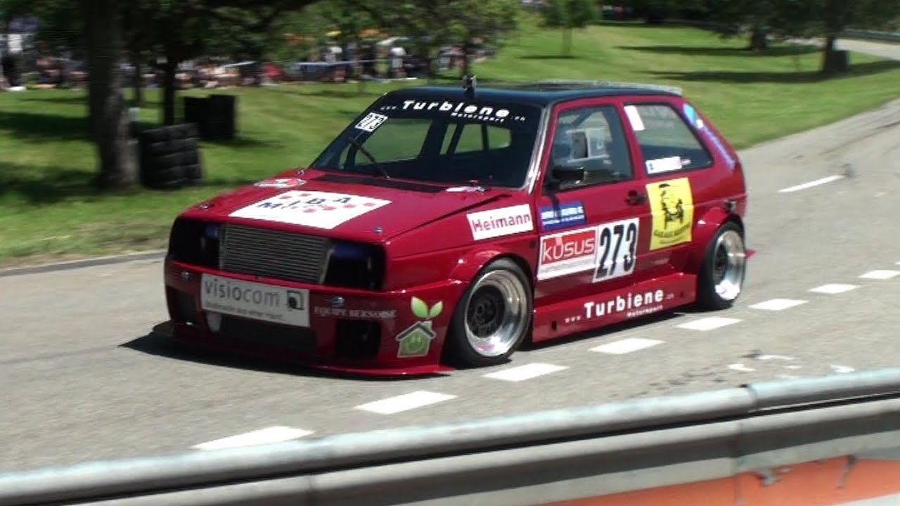 ... Sounds of Golf GTI MK1 Scirocco Polo Volkswagen and Audi 50 - YouTube