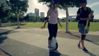 How to Ride An Electric Unicycle Wheel-It.com.au