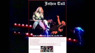 Jethro Tull - Warchild -  Live in Seattle July 25, 1975 2CD Set