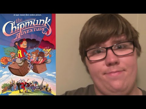 The Chipmunk Adventure (movie review)