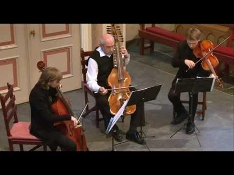 Baryton Trio Valkkoog - Adagio & Finale Fuga - Haydn