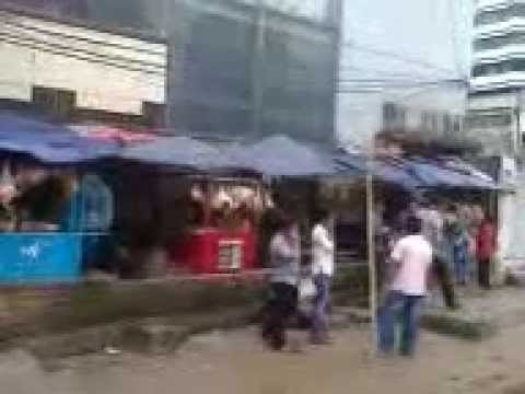 Daily life in Dhaka