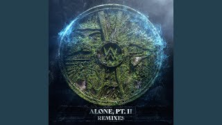 Gambar cover Alone, Pt. II (Mio Remix)