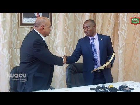 Le Burundi signe de nouvelles conventions de recherche du Nickel