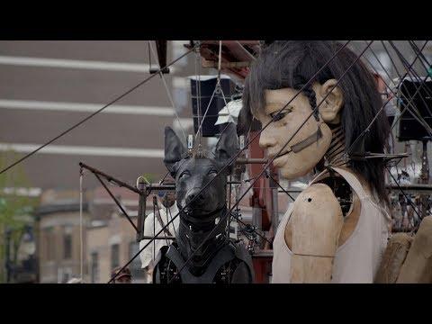 """Documentaire """"Royal de luxe"""" de Jean-Michel Carré - extrait #2"""