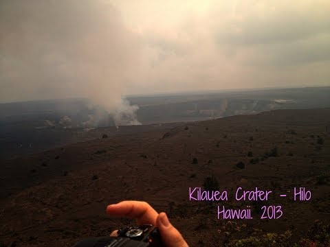 ACTIVE HAWAII VOLCANO (KILAUEA CRATER TOUR)