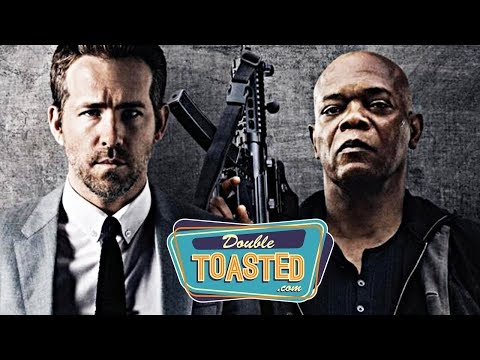 THE HITMAN'S BODYGUARD MOVIE REVIEW - Double Toasted Review