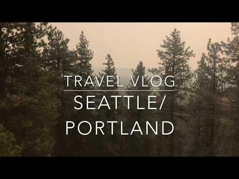 Travel Vlog #1: Seattle/Portland