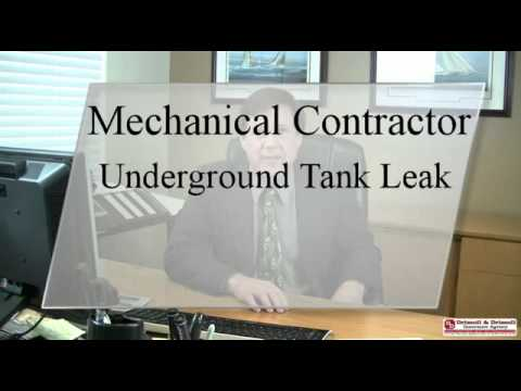 Examples of Contractor Pollution Liability