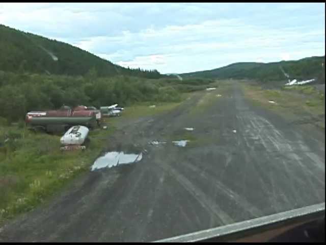 Carvair Alaska - Ganes Creek Equipment Haul
