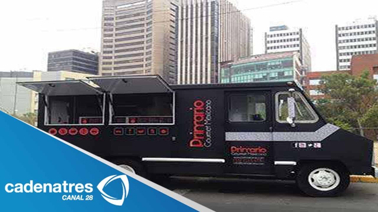 camiones para venta de comida rapida