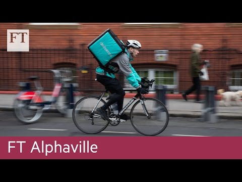 Poor worker conditions power gig economy | FT Alphaville
