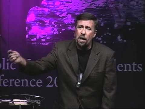 Curtis Martin - Loving Jesus does not equal behaving