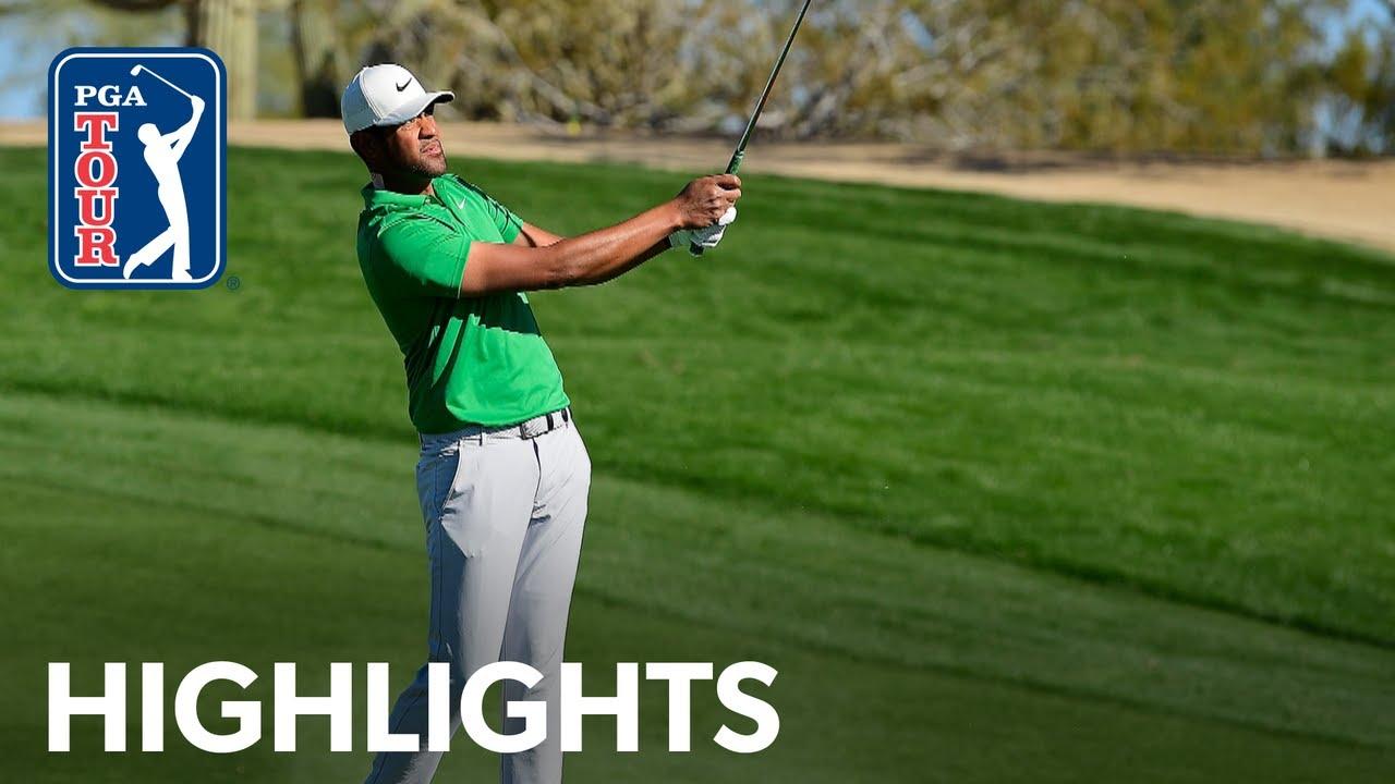 Tony Finau shoots 9-under 62 to take Phoenix Open lead