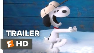 The Peanuts Movie Official Trailer #2 (2015) -  Madisyn Shipman, Francesca Capaldi Movie HD