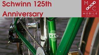 Cycling News - Schwinn Bikes 125th Anniversary - Mobile Cyclist