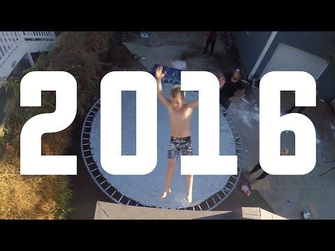 2016 WAS ACTUALLY AMAZING!  DudesonsVlog REWIND