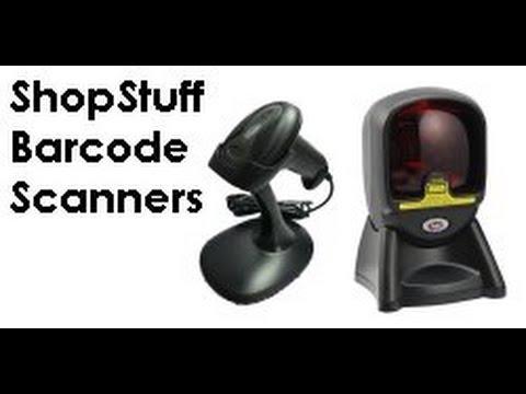 Cash Register Barcode Scanners / Till Barcode Readers