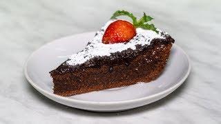 Брауни, шоколадный торт, пошаговый рецепт