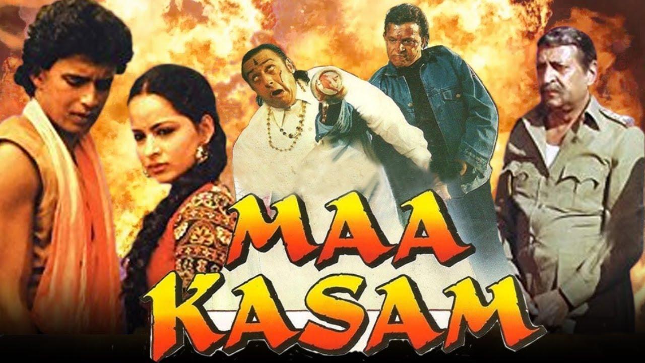 Maa Kasam (1999) Full Hindi Movie | Mithun Chakraborty, Mink Singh, Gulshan  Grover - YouTube