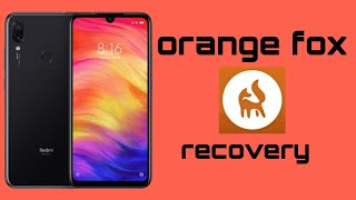 How to install Recovery for redmi note 7 pro   Tamil