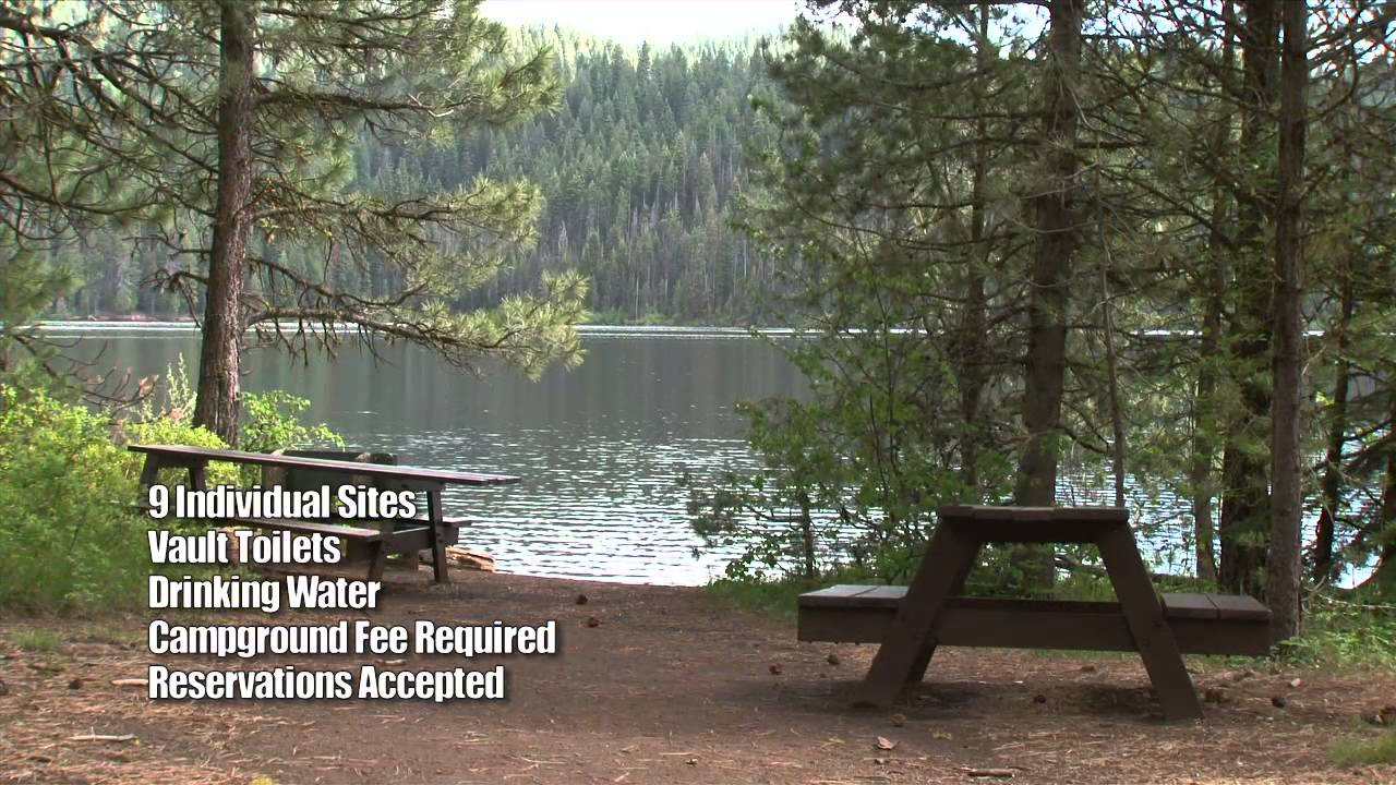 Sage Hen Creek Campground At Sage Hen Reservoir In Idaho Youtube