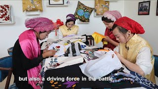 Women in China's rural areas