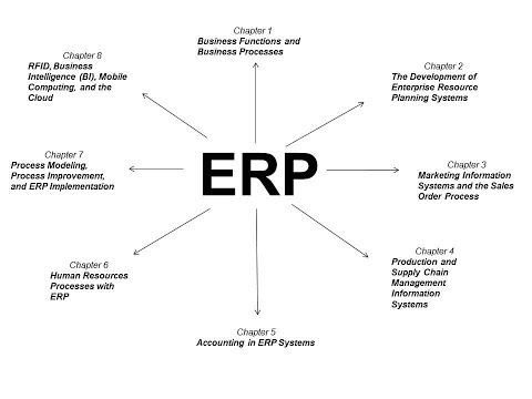 ERP Enterprise Resource Planning Concepts Chapter 1