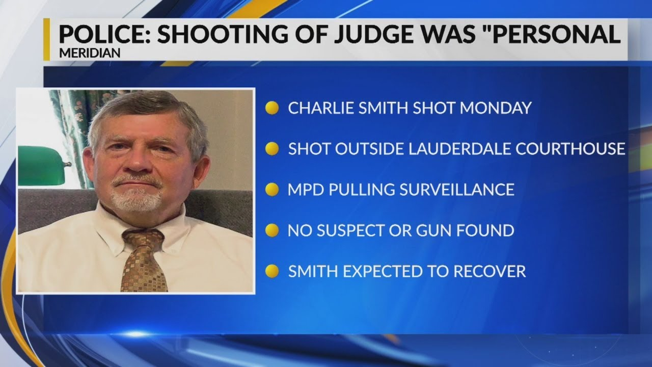 Police say shooting of Mississippi judge was 'personal'