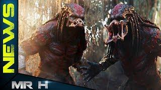 The Predator 2018 Shane Black Discusses Upgrade Predator Design