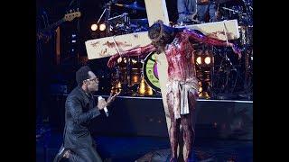 Encenação da Crucificação de Jesus - Gravação DVD ID3 Thalles Roberto