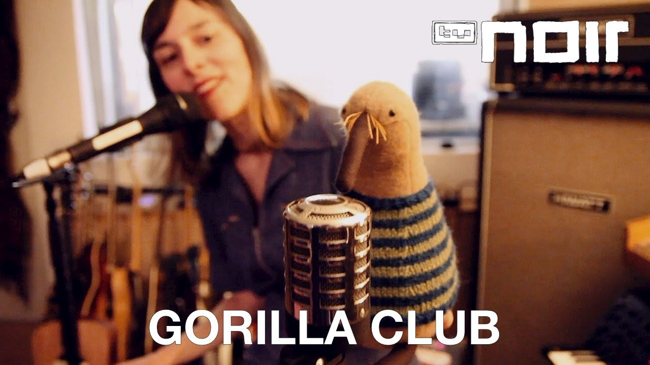 """Gorilla Club - Kiwipedia (feat. Johannes Stankowski) (live bei """"aus meinem Wohnzimmer"""" von TV Noir)"""