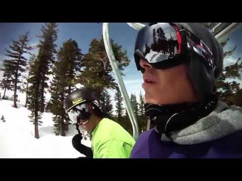 Matt Cook Ski Promo 2010
