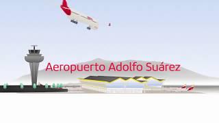 Iberia. Bienvenido a Madrid