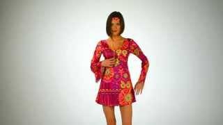 Стильное Платье Хиппи