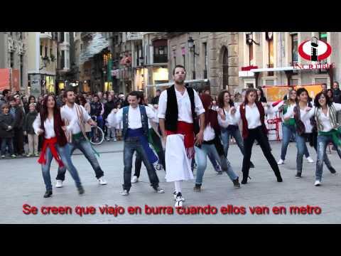 Chema Ruiz - OFICIAL Murcianico Style Flashmob en Murcia Parodia Gangnam Style @ChemaRuizComico