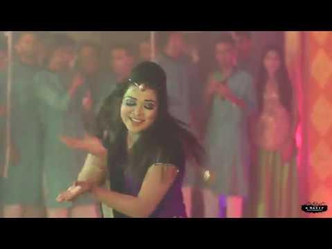 Holud of Nafisa & Sami Dance video