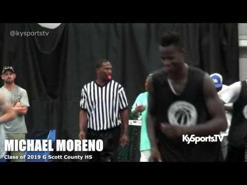 Michael Moreno - 2019 FORWARD Scott County HS