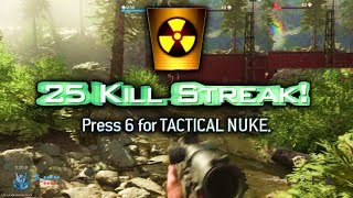 Modern Warfare NUKE Returns (25 Gunstreak) Call of Duty Modern Warfare Multiplayer Gameplay Reveal