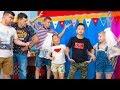 Аминка и Милана ПЕРЕЕХАЛИ Жить к Артуру! Делаем канал Family Box Витаминка Toys