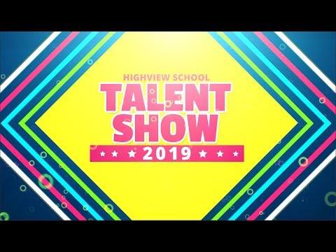 Highview School 2nd Grade Talent Show 2019