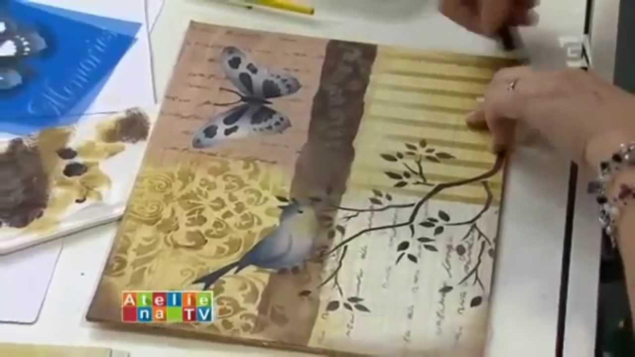 A arte de pintar um quadro com o proacuteprio pau - 1 5