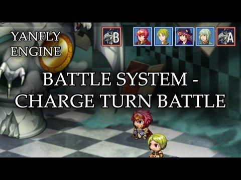 YEP 38 - Battle System - Charge Turn Battle - RPG Maker MV