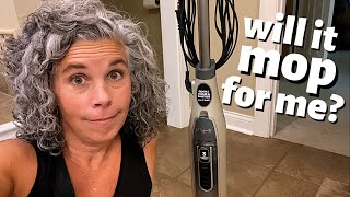 Do Steam Mops Really Work? // Testing the SHARK STEAM AND SCRUB S7001