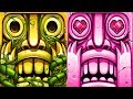 Temple Run 2 Lost Jungle VS Sky Summit Android iPad iOS Gameplay HD