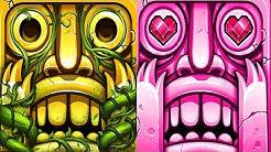 Temple Run 2 Lost Jungle VS Sky Summit Android iPad iOS Gameplay HD