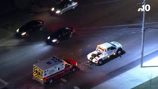 Meet the Tow Truck Driver Who Swooped in During Wild Ambulance Chase Through Philly | NBC10