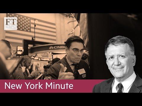 Dollar surge interrupted | New York Minute
