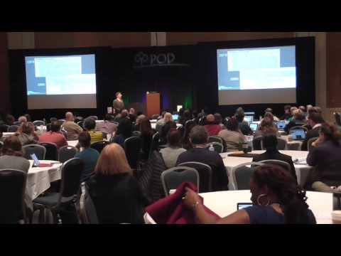 20151108 POD Conference - San Francisco - UDL