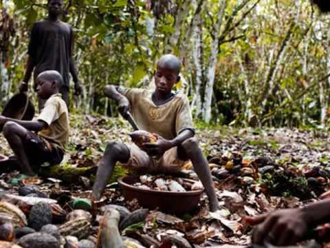 The Secret  Ingredient to Chocolate- Child Slavery